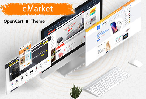 eMarket Theme